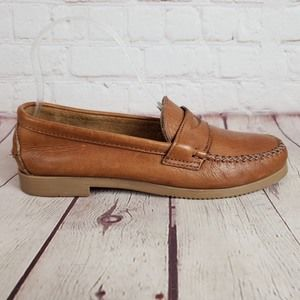 Dexter Leather Moccasin Penny Loafers